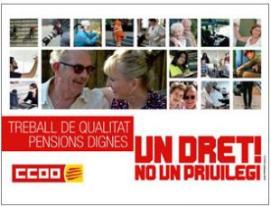 campanya pensionistes CCOO